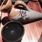 和味 - ハト徳利芋焼酎