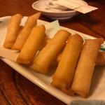 大衆割烹 味翔 - カリカリチーズ450円