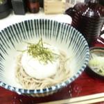 北新地 銀杏 - 山かけ蕎麦
