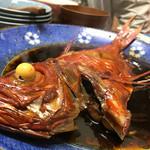 いいとこ - 料理写真:金目鯛の煮付け