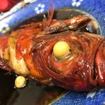 いいとこ - 金目鯛の煮付け