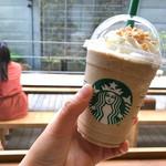 スターバックス・コーヒー - ドリンク写真:クラシックティークリームフラペチーノ