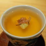 器楽亭 - 料理写真:茶碗蒸し