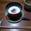 風和里 - 料理写真:落花生豆冨 温かい豆乳スープ仕立て