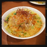 中華料理居酒屋 天府 - 黄坦々麺 780円