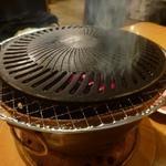 炭火焼肉 味楽亭 - 焼しゃぶプレート