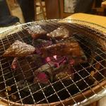 炭火焼肉 味楽亭 - カルビ