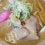 味の五十番 - 料理写真:みそラーメン 840円