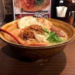麺場 田所商店 - 山形味噌らーめん(炙りチャーシュートッピング)