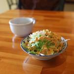 ニュー バンチャ - サラダ&スープ☆