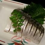 桂庵 - 〆鯖