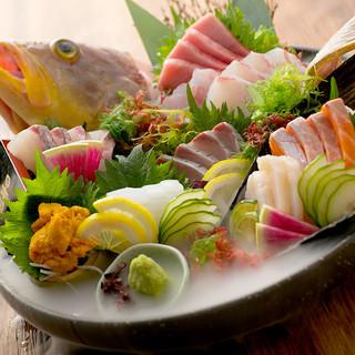 ≪原価120%の直送鮮魚豪華お造り盛り合わせ≫