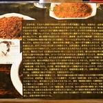 ファンファン - 陳麻婆豆腐について