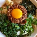 麺屋三郎 - 台湾まぜそば