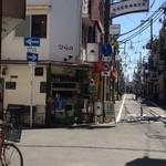 ひらの - 寺田町駅南口から見た外観