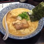 麺匠 黒春晴 - 濃厚醤油鶏白湯そば