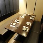 百万石のおもてなし 金沢乃家 - テーブル個室
