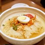 鶯谷園 - 冷麺