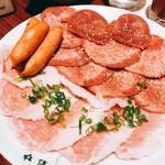 焼肉館彩炉 - 料理写真:セット700