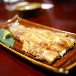田舎庵 小倉本店 - 白焼き