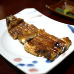 田舎庵 小倉本店 - 蒲焼き(竹)