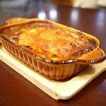 ベアーフルーツ - 料理写真:スーパー焼きカレー