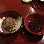 会津郷土食 鶴我 - 天ぷら饅頭