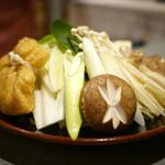 黒豚料理 あぢもり - 野菜