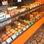 セ・ミュー - マフィン以外のパン達