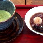 御春 - <1月昼>旬彩ランチのデザート