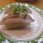 海鮮寿司 おのざき - めひかり ¥190-