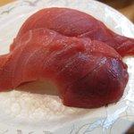 海鮮寿司 おのざき - 本まぐろ 中トロ ¥380-