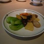 中国飯店 富麗華 - 野菜炒め