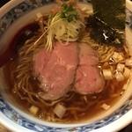 麺処 夏海 - 豊穣清湯醤油ラーメン