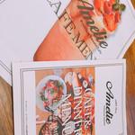 Amelie Cafe - メニュー