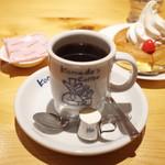 コメダ珈琲店 - ブレンドコーヒー(420円)