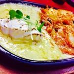 カプシコン カフェ - チーズタッカルビ、チーズ好きにはたまらない一品です^_^