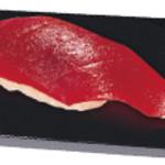 すしざんまい - 赤身 1個158円(税別)