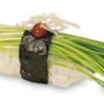 すしざんまい - 芽ネギ 1個128円(税別)