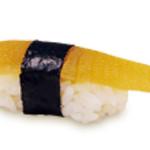すしざんまい - 数の子 1個198円(税別)