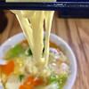 中華ラーメン 味来 - 料理写真:もちもちとした加水率高い中細ストレート麺。