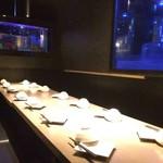 夜景個室dining 天の戸 - 内観