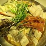 夜景個室dining 天の戸 - 赤辛海鮮鍋