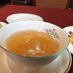 赤坂 維新號 - スープ