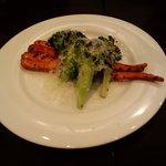 rana - 有機野菜のグリル