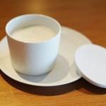 ラ・ランコントル - 春キャベツのスープ