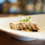 ラ・ランコントル - お魚のグリエ