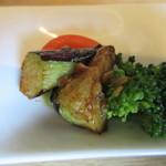 中国食彩館 龍の髭 - 野菜の揚げ物