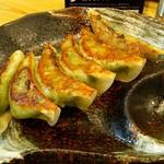 大分慶珉 - 野菜餃子 \300