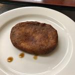 茂美の湯 - 料理写真:行田ゼリーフライ